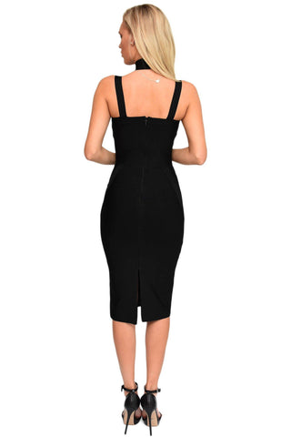 Celeste Dress in Black