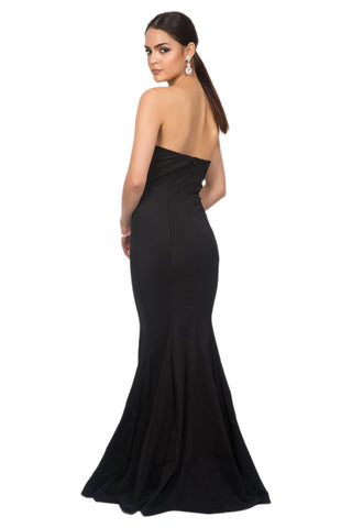 Emrata Gown - Black