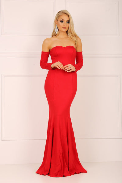 Esther Gown - Red