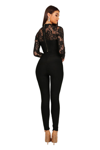 Florence Pants Set - Black