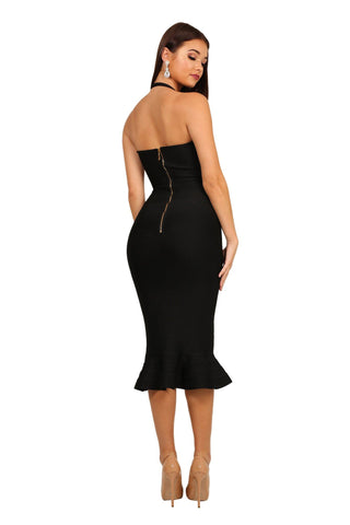 Helen Dress in Black