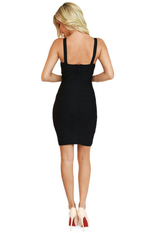 Holly Dress - Black