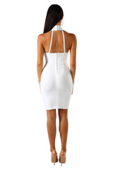 Ingrid Dress - White