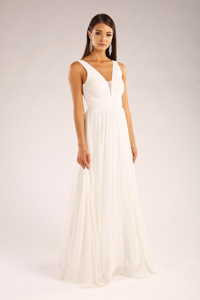 Lola Tulle Gown - Ivory