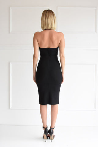 Moscow Dress - Black