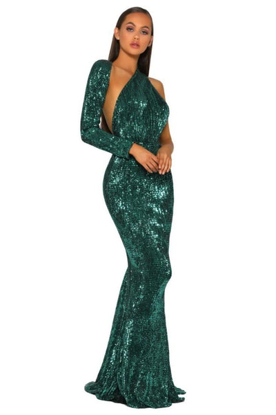 Style PS2045 in Emerald by Portia & Scarlett