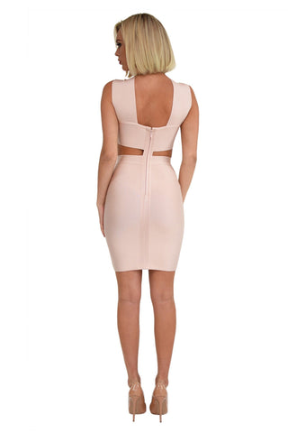 Pacha Dress in Blush