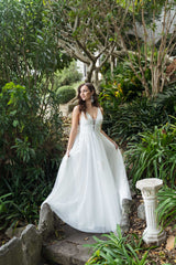 Rosana Wedding Gown - Ivory
