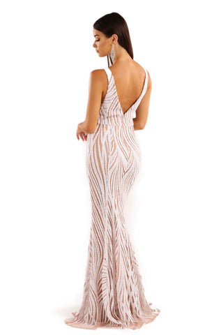 White Formal Gowns
