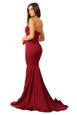 Valentina Gown - Wine