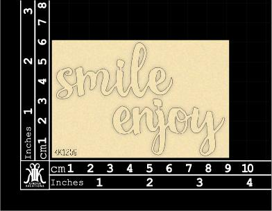 KK1259 Smile Enjoy