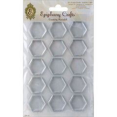 Epiphany Crafts Shape Studio Bubble Caps Hexagon 25