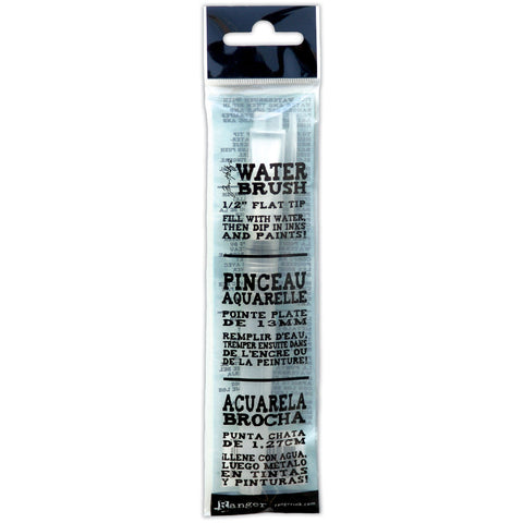 Tim Holtz Water Brush 1/2 Flat Tip