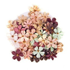 Prima Flowers Wild And Free 48 Pieces