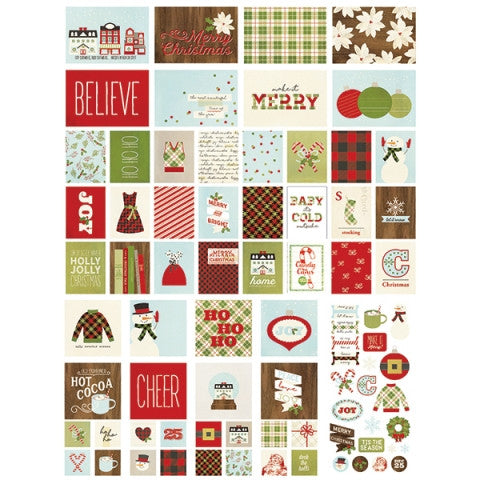 Simple Stories Classic Christmas SN@P Pack