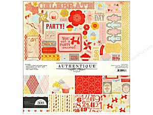 Authentique Collection Kit Wishes