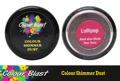 Colour Blast Shimmer Dust - Lollipop