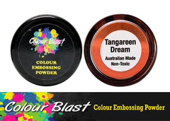 Colour Blast Embossing Powder Tangareen Dream