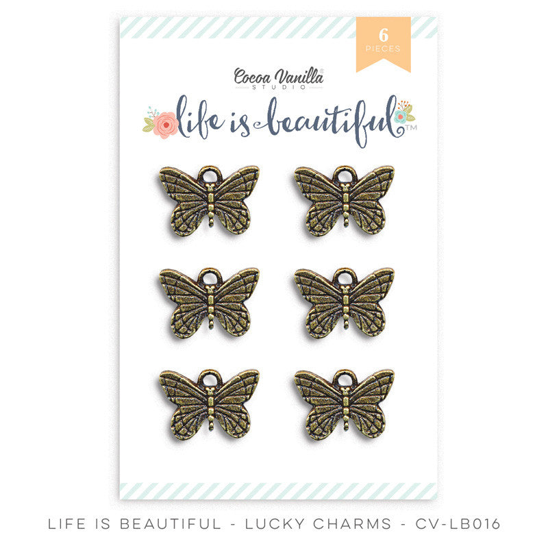 CV-LB016 Life is Beautiful Lucky Charms