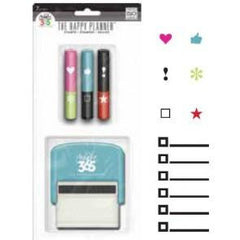Create 365 The Happy Planner Self Inking Stamp Checklist
