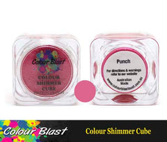 Colour Blast Embossing Powder Punch