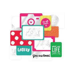 Project Life Specialty Cards 12 pack Confetti
