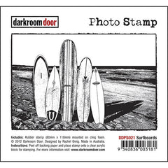 DRD Photo Stamp Surfboards