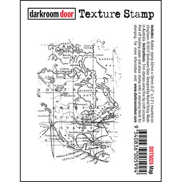 DRD Texture Stamp Map