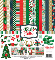 Echo Park Collection Kit Deck The Halls