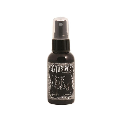 Dylusions Ink Spray Slate Grey
