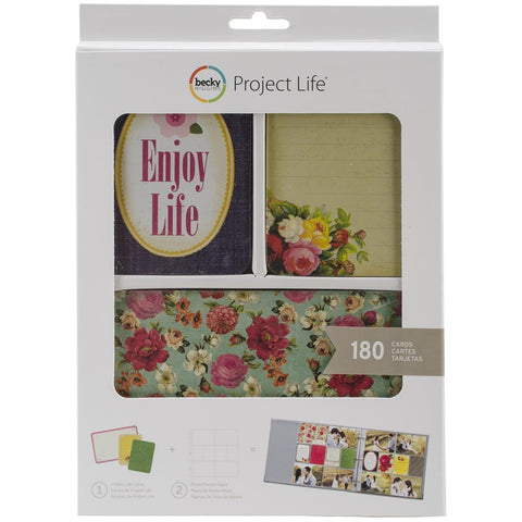Project Life Value Kit Enjoy Life