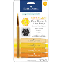 Gelatos Yellow 4 pack