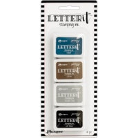 Ranger Letter It Ink Pad Set #1