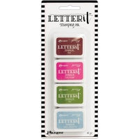 Ranger Letter It Ink Pad Set #2
