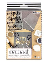 Ranger Letter It Embossing Kit