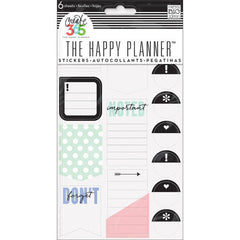 MAMBI The Happy Planner Stickers Don't Forget