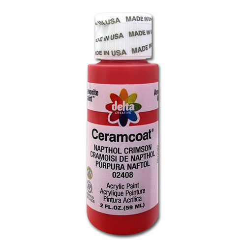 Ceramcoat Napthol Crimson