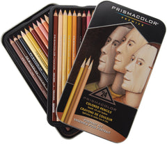 Prismacolor Premier Colored Pencils Portrait Set