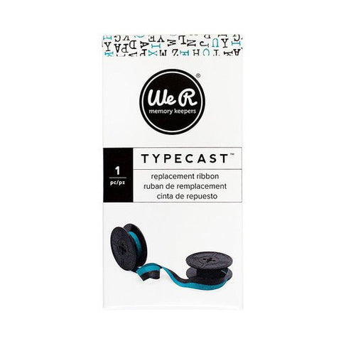 WRMK Replacement Typewriter Ribbon Teal/Black