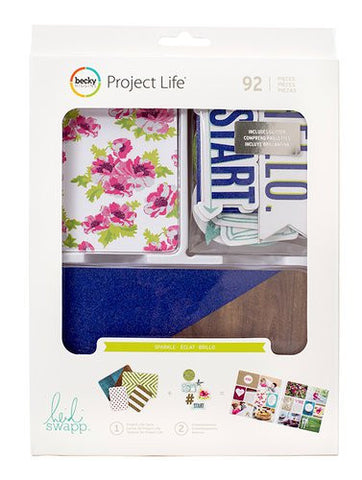 Project Life Value Kit Sparkle