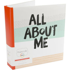 PL Becky Higgins 6x8 Album All About Me
