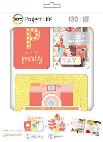 Project Life Value Kit - Sprinkles