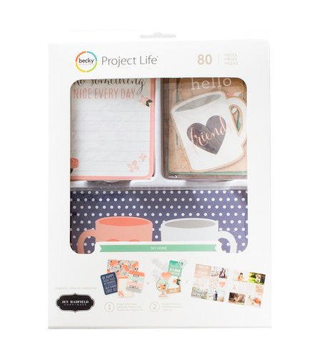 Project Life Value Kit DIY Home