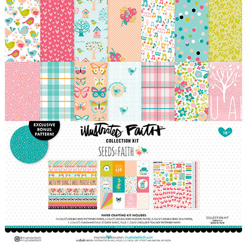 Illustrated Faith Collection Kit Seeds Of Faith