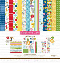Bella Blvd Sweet Tiny Tots Collection Kit