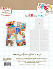 Simple Stories Sn@p 6x8 Page Protectors Variety Pack