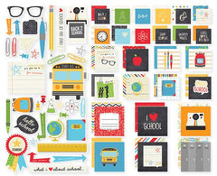 Simple Stories School Sn@p Insta Cards & Pieces