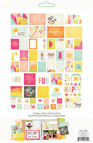 Simple Stories Sunshine & Happiness Snap Pack