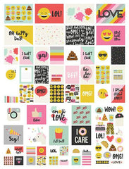 Simple Stories Emoji Love Sn@p Pack