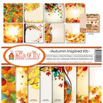 Ella & Viv Paper Company Collection Kit - Autumn Inspired Kit